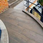 terras aanleg met DS Homeconsult