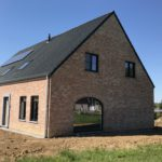 Landelijke nieuwbouw door DS Homeconsult